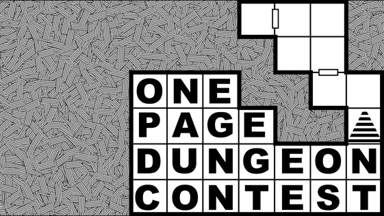 One Page Dungeon | Dyson's Dodecahedron