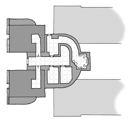 Space Tug UPF Terence Trent D'Arby (deckplans)