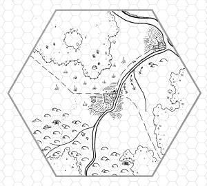 6 Mile Hex - Baraloba and Environs
