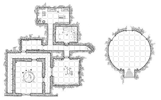Castle Gargantua Set 2