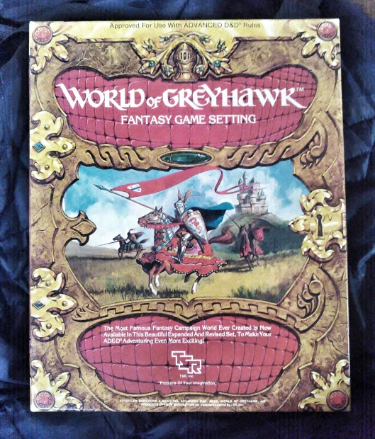 Greyhawk 1983 Boxed Set