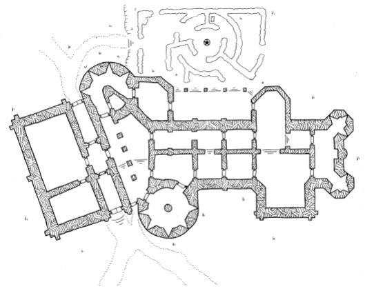 Chateau d'Aubergine (no grid)