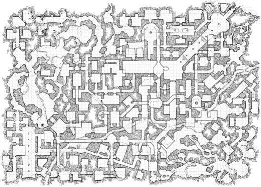 Mapper's Challenge II - Deep Halls