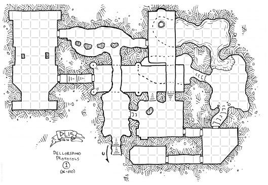 Dellorfano Protocols Dungeon 1