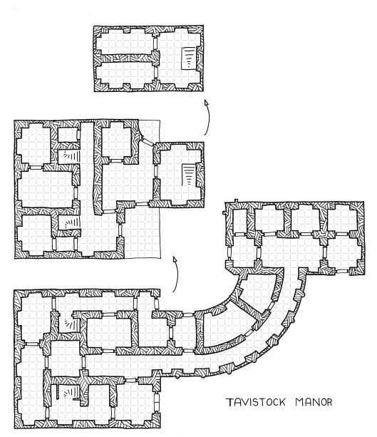 Tavistock Manor (with grid)