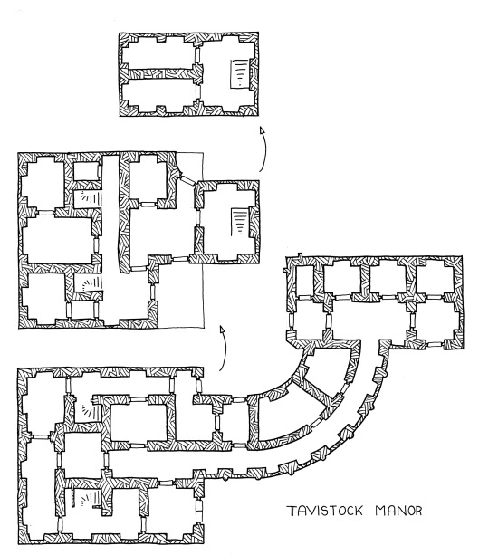 Tavistock Manor (no grid)