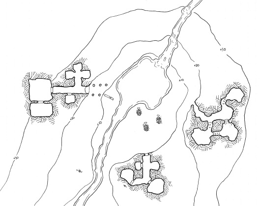 Valley of the Mounds (no grid)