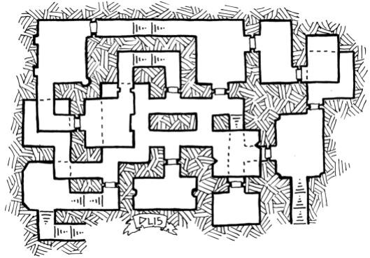 Scart's Descent (no grid)