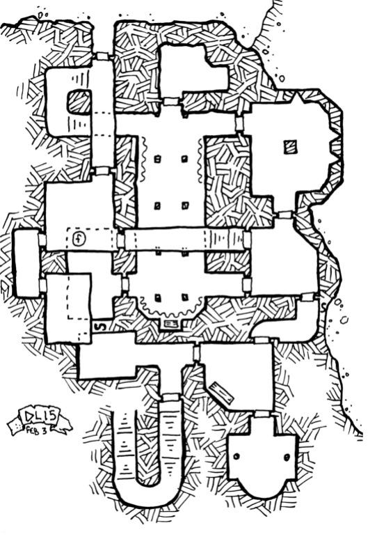 Scart's Hall (no grid)