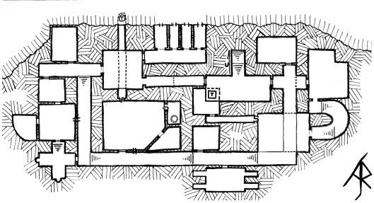 Adam Rizevski's Fort Narin