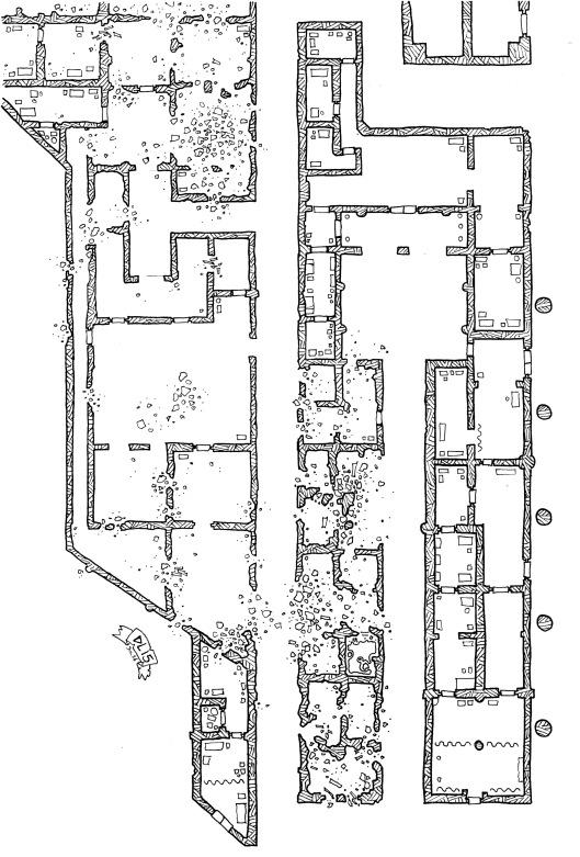 Temple Complex Ruins (no grid)