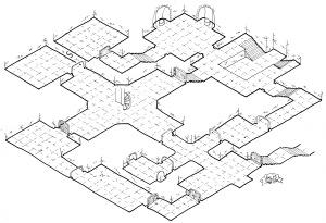 DAC Isometric Dungeon