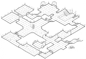 DAC Isometric Dungeon