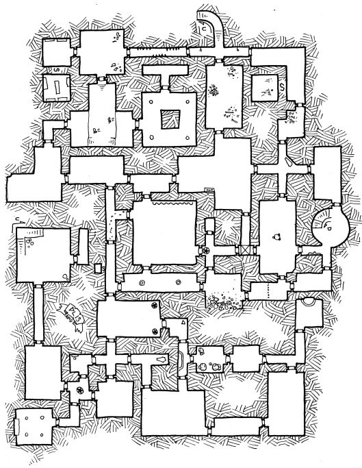 The Architect's Dungeon (no grid)