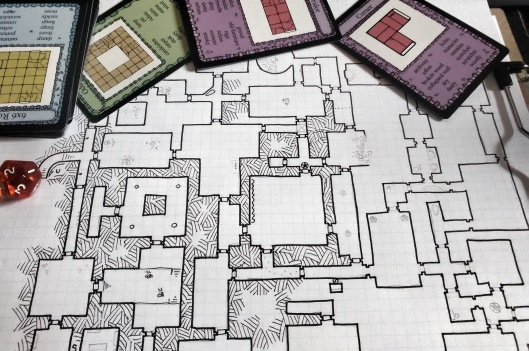 Dungeon Architect at Work