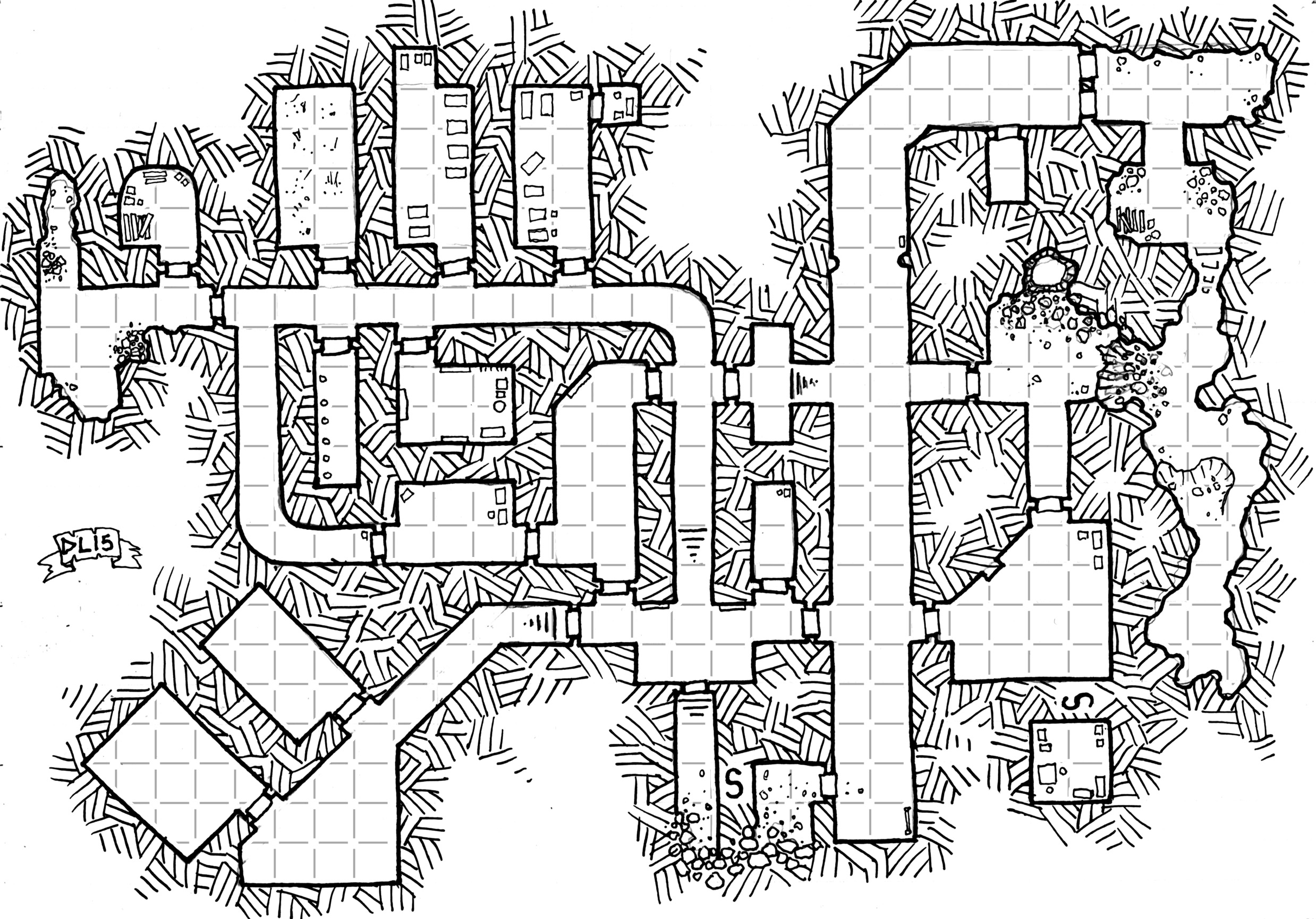 Friday Map The Lost Base Dyson S Dodecahedron