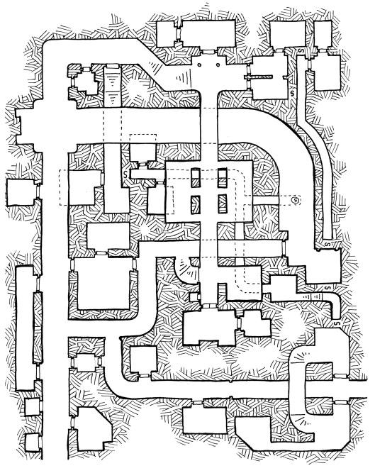 The Giants' Halls (no grid)