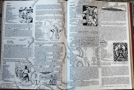 Monster Manual Pages 70-71
