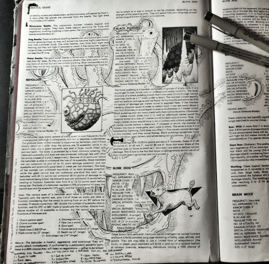 Illuminating the Monster Manual - Page 10