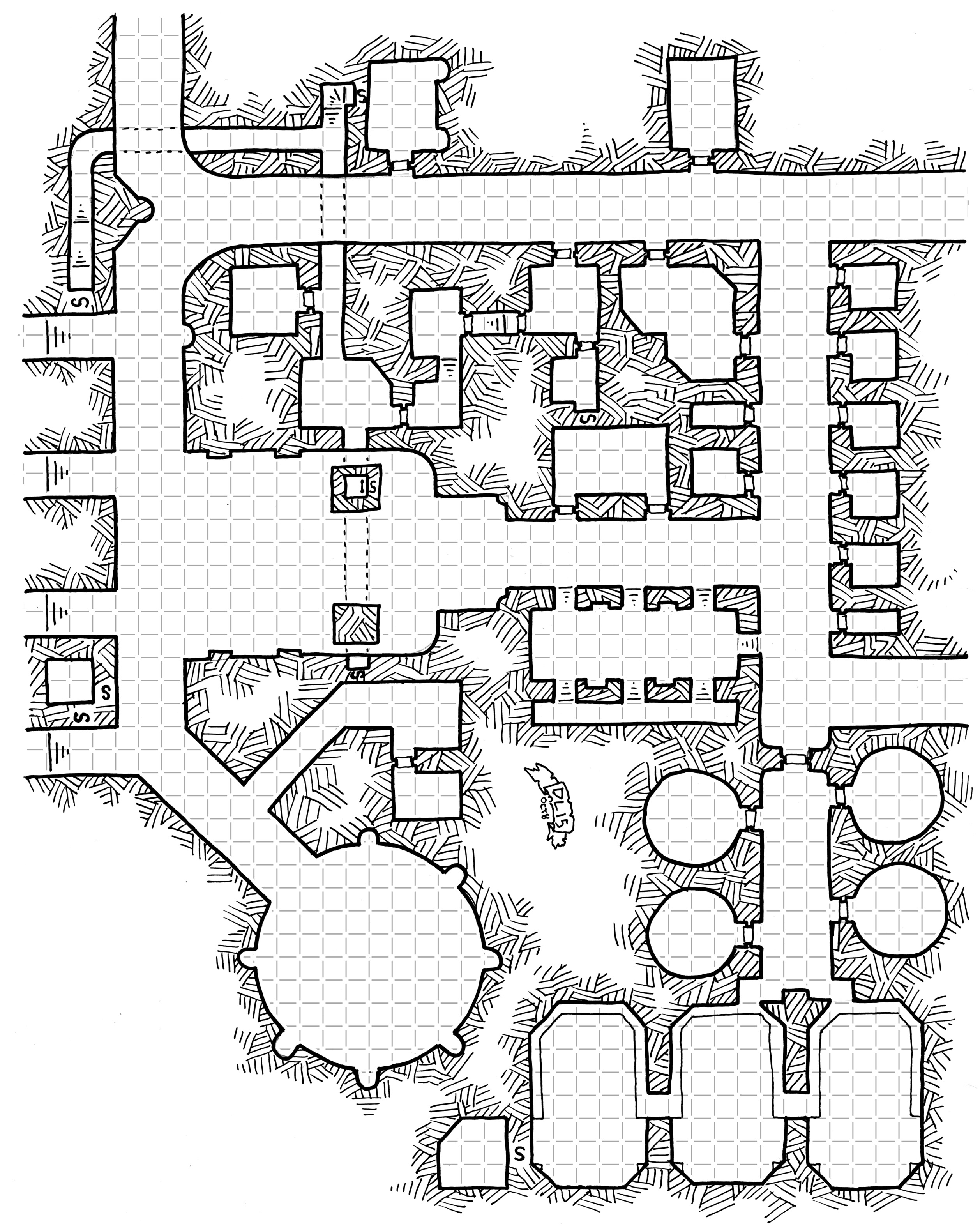 Dungeon – Dyson's Dodecahedron