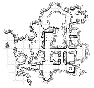 Warrek's Nest - with grid
