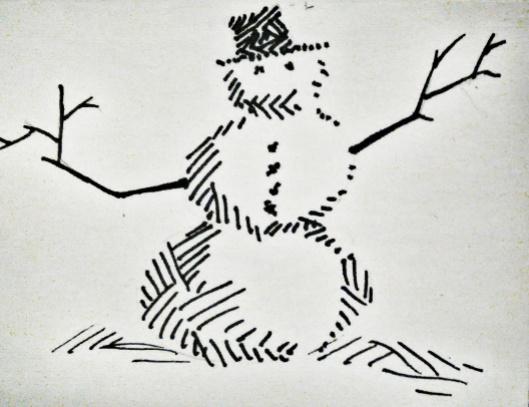 Hatchy the Snowman