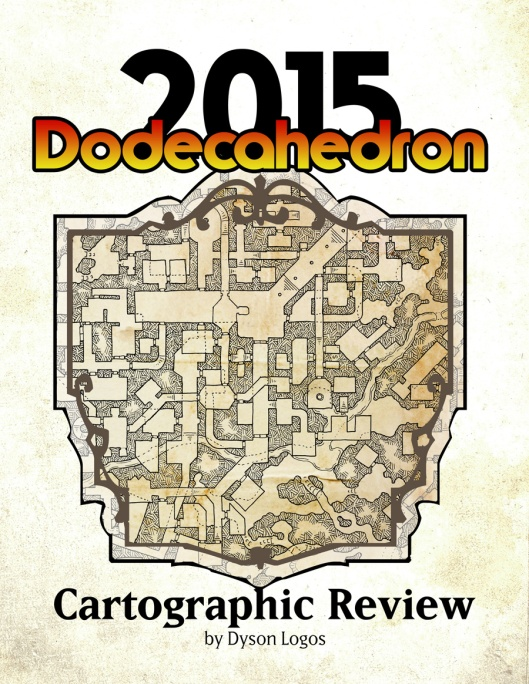 Dodecahedron2015cover