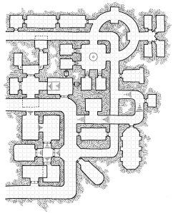 Giant's Halls - Map 4