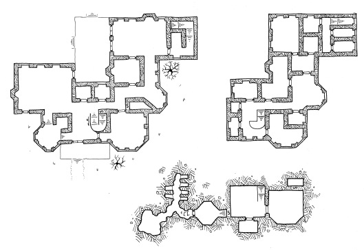 Metivier Manor (no grid)
