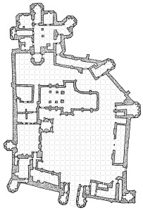 The Citadel (with grid)
