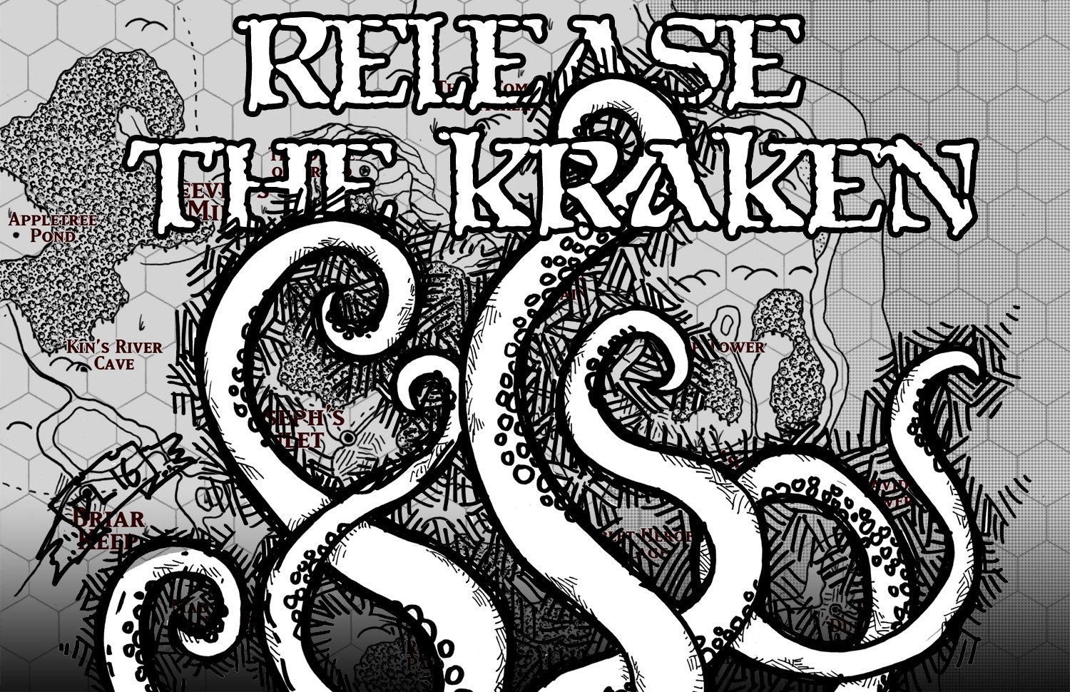 Unleash The Kraken