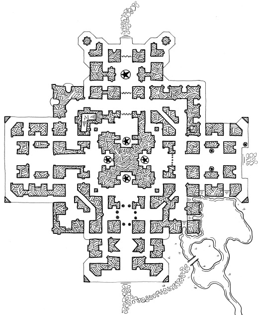 Ground Floor (no grid)