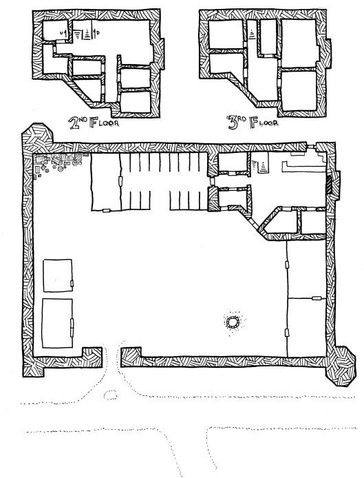 Caravanserai (no grid)