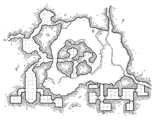 The Fevered Caves