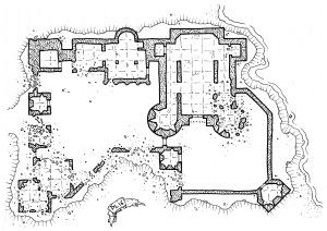 Griffinwatch Ruins
