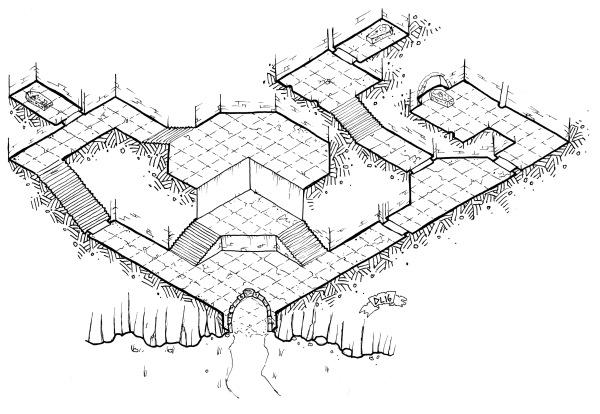 Return to Durahn's Tomb