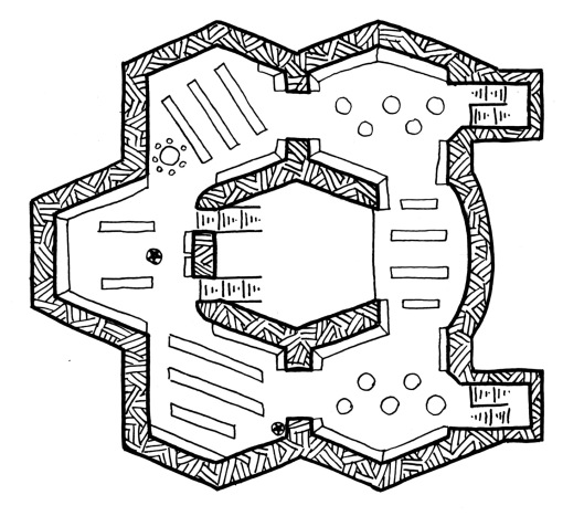 Library - Level 2 (no grid)