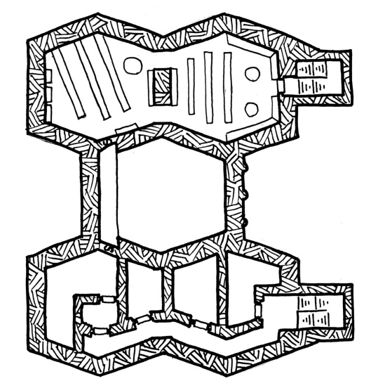 Library - Level 3 (no grid)
