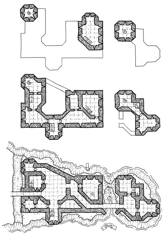 White Crag Fortress