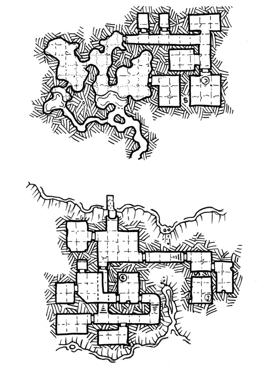 Beneath White Crag Fortress