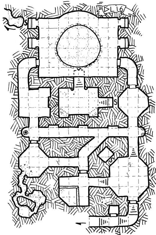 The Orcus Pit