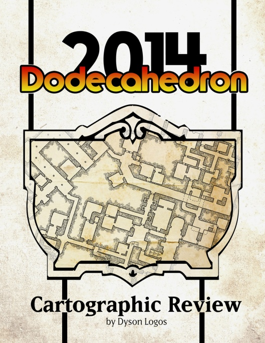 Dodecahedron2014cover