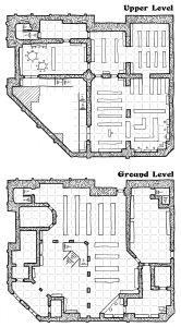 The Grand Library of Coruvon