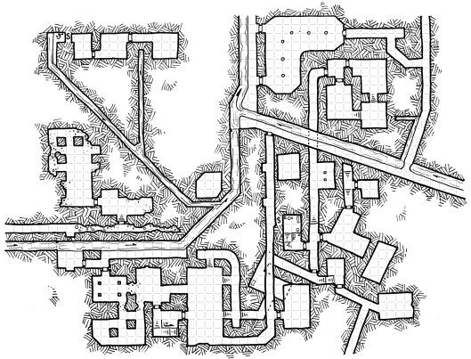 My Private Jakalla - Map 1B