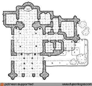 Temple / Palace / Church