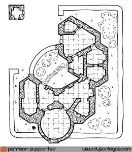 Strange Mansion