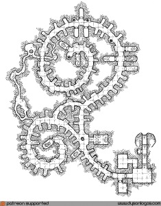 The Spiral Crypts