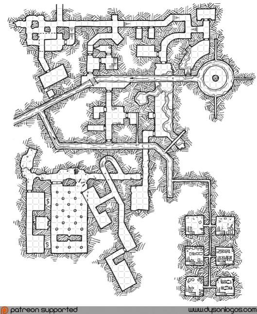 My Private Jakalla - Map 1F