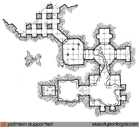 Hegruth's Labyrinth