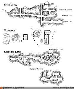 Goblin Cut Gold Mine